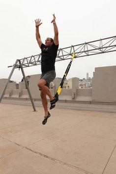 Men's Fitness - Misc - 5 Toughest TRX Exercises for a Full-Body Workout
