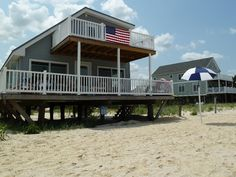 Private, peaceful house on the beach... - HomeAway Bowers Beach
