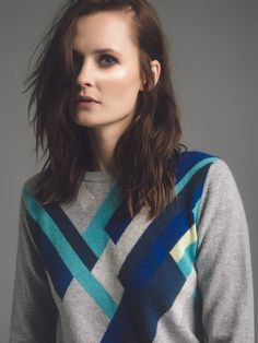 Genevieve Sweeney Knitwear campaign and look book Photography by me Model: Charlotte de Carle Make-up & Hair: Zoe Cornwell Cashmere Jumper, Book Photography, Slow Fashion, Hand Knitting, Knitwear, Charlotte, Hair Makeup, Photoshoot, Photo And Video