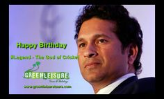 GreenLeisure Tours & Holidays wishes the best greetings of this special day... Happy Birthday Sachin Tendulkar   Reach us for any #Kerala #Tour #Packages www.greenleisuretours.com  Like us & Reach us https://www.facebook.com/GreenLeisureTours for more updates on #Kerala #Tourism #Leisure #Destinations #SiteSeeing #Travel #Honeymoon #Packages #Weekend #Adventure #Hideout — at GreenLeisure Tours & Holidays.