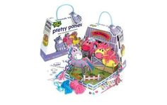 Pretty Ponies Craft Set