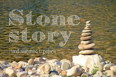 StoneStoryPlus from FontBundles.net
