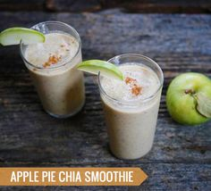 3 Healthy Recipes for Fall Smoothies   http://helloglow.co/fall-smoothies/