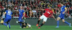 RvP 1st game back with Manchester United.