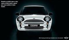 Campanha Mini Cooper