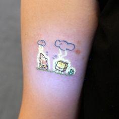 Little Tattoos, Mini Tattoos, Body Art Tattoos, Small Tattoos, Pretty Tattoos, Cool Tattoos, Tatoos, Aesthetic Tattoo, Dark Tattoo