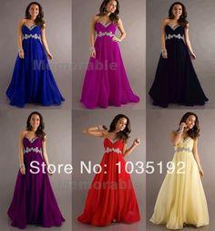 DT630 fashion 2014 new hot sale Off the Shoulder beading A-Line Floor-Length elegant plus size chiffon long bridesmaid dresses US $69.99 - 73.99