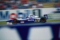 Damon Graham Devereux Hill (GBR) (Rothmans Williams Renault), Williams - Renault 1996 © Williams Grand Prix Engineering Ltd. Le Mans, Formula One Champions, Damon Hill, Gp F1, Spanish Grand Prix, Williams F1, Sand Rail, Formula 1 Car, Michael Schumacher