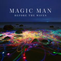 Magic Man - Before The Waves, Red