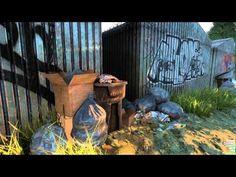 Miscreated SVOTI (SVOGI, Voxel GI) on/off comparison - YouTube