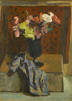 Artificial Flowers, 1934 by Duncan Grant. © Estate of Duncan Grant. All rights reserved, DACS 2017. Image: © Arts Council Collection, Southbank Centre.