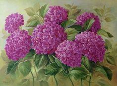 pintura on Pinterest | Tela, Decoupage and Calla Lilies