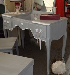 pinterest furniture redo  | Furniture Redo / French Country Shabby Cottage chic French Provencal ...