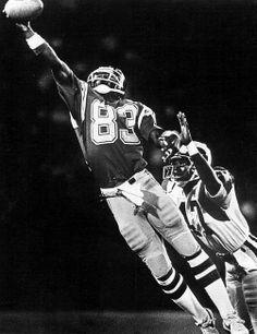 John Jefferson - 1980 - Chargers vs L.A. Rams