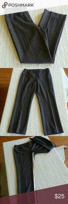Lafayette 148 Sz 2 Gray Wool Silk Barrow Pants Lafayette 148 Sz 2 Gray Wool Silk Barrow Stretch Dress Trouser Slacks Pants Lafayette 148 New York Pants Trousers
