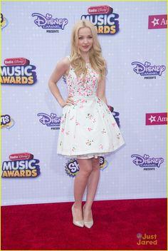 Dove Cameron at the Radio Disney Music Awards 2015