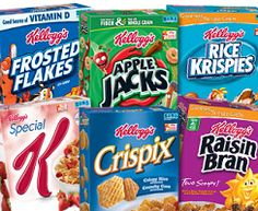 $1 off 3 Kellogg's Cereal Coupon on http://hunt4freebies.com/coupons