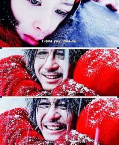 Oldboy, 2003 Movie Captions, Park Chan Wook, Epic Movie, Cinema Movies, Great Films, Film Stills, Movies Showing, New Movies, Movie Quotes