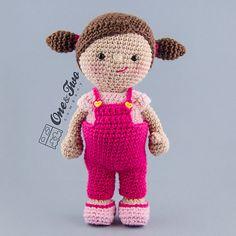 Ravelry: Clothes Set for Little Me Playset pattern by Carolina Guzman