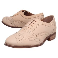 Buy KG by Kurt Geiger Lily Flat Brogue Shoes Online at johnlewis.com