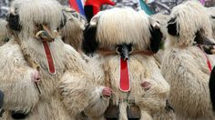 Kukeri. Photo: BGNES. From bnr.bg/en.  www.mysticalemona.com