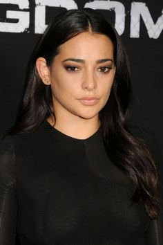 Natalie Martinez attends the Kingdom season 2 premiere in West Hollywood