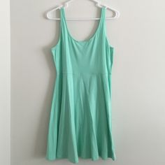 Victoria Secret PINK mint dress size M New never worn mint dress by PINK Victoria secret size M PINK Victoria's Secret Dresses