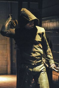 Arrow - City of Blood - Oliver Queen