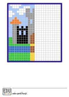 Edu-Grafika pomoce dydaktyczne, karty pracy i ćwiczenia - przedszkole Teaching Aids, Worksheets, Kindergarten, Castle, Platform, Education, Prints, Kindergartens, Castles