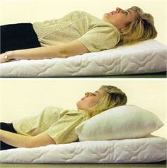 better than a wedge pillow or bed wedge the medcline gerd u0026 acid reflux pillow system is a clinically proven athome remedy for nighttime reflux u2026
