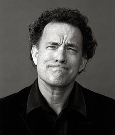 Tom Hanks - Celebrity Portraits by Andy Gotts