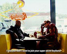 Super secret boy band