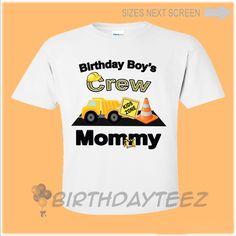 Mom Construction Birthday Shirt-www.bybirthdayteez.com