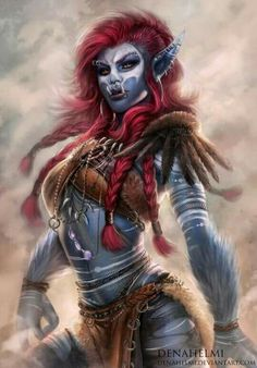 Half Orc Druid/Sorcerer