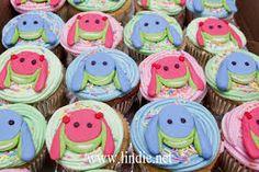 Lollos en Lettie Kolwyntjies Frozen Birthday Party, 2nd Birthday Parties, I Party, Party Time, Party Ideas, Cupcakes, Novelty Cakes, Cupcake Ideas, Dessert Ideas