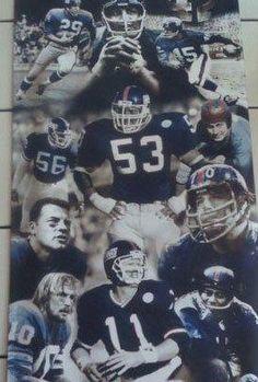 ❤ New York Giants