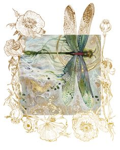 Descants & Cadences - a brand new art book featuring the art of Stephanie Law.