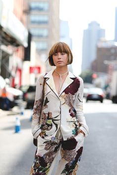 The Raddest Beauty Street Style From NYFW…