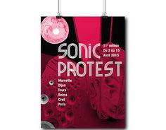 "Check out new work on my @Behance portfolio: ""Sonic Protest"" http://on.be.net/1j2FSLw"
