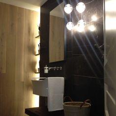 AMOROS MAS - INTERIORES : fotografía de Baño realizado siguiendo nuestro proyecto.