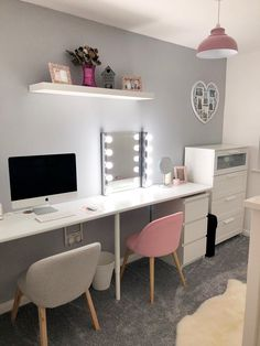 38 Ideas Bedroom Desk Ideas Make Up Offices For 2019
