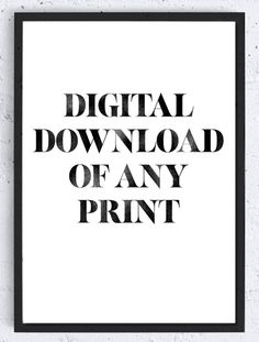 ✭ ✭ ✭ This is a digital item! No physical print is included, no product will be shipped! You will be purchasing a high quality JPEG file! ✭ ✭ ✭