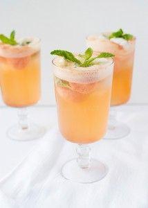 prosecco sorbet cocktails recipe