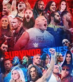 Survivor Series PPV 2018 Wwe Survivor Series, Nxt Takeover, Wwe Stuff, Wwe Wallpapers, Dean Ambrose, Alexandra Daddario, Seth Rollins, Cheerleading, Shots