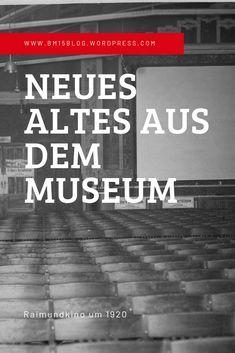 """Das Raimundkino befand sich von 1919-1971 in der Sechshauserstraße 3. Dzt. (Stand: 2019) befindet sich dort eine Filiale der Supermarktkette """"Spar"""". Historical Photos, Cinema"""
