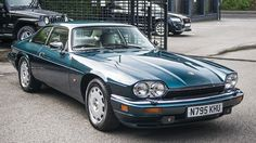1995 Jaguar XJS 4.0 Celebration Edition
