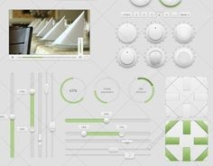 """Check out this @Behance project: """"Whitepixels - user interface kit"""" https://www.behance.net/gallery/11383443/Whitepixels-user-interface-kit"""