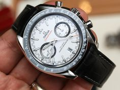 23af398c2 Omega Speedmaster Racing Co-Axial Master Chronometer Watches Hands-On  Hands-On Omega