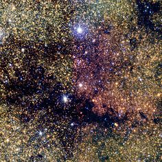 The Milky Way - 84 Million Stars in 9 Billion Pixels via petapixel: The image is a composite of thousands of photos shot by the VISTA survey camera by Astronomers at the European Southern Observatory's Paranal Observatory in Chile. if you were to print out this image as a standard book photograph, it would be nearly 30-feet wide and 23-feet. Here is the link to the zoomable image. http://www.eso.org/public/images/eso1242a/zoomable/  #Astronomy #Milky_Way