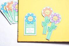 Flower Garden Reading Companions